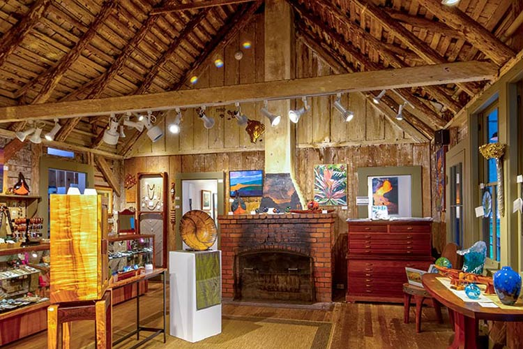 Hawaii Volcanoes National Park Art Center