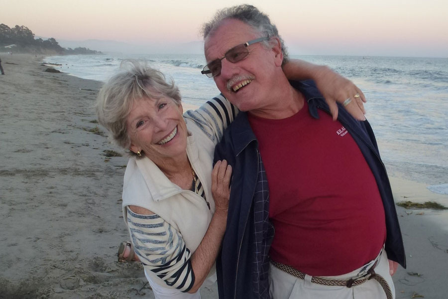 Lorna and Albert