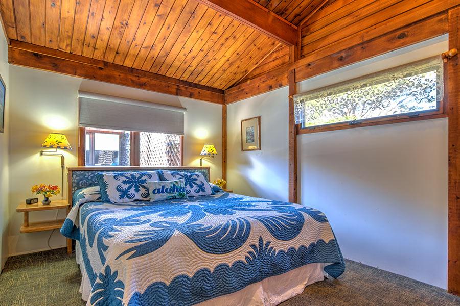 Pi'i Mauna House bedroom