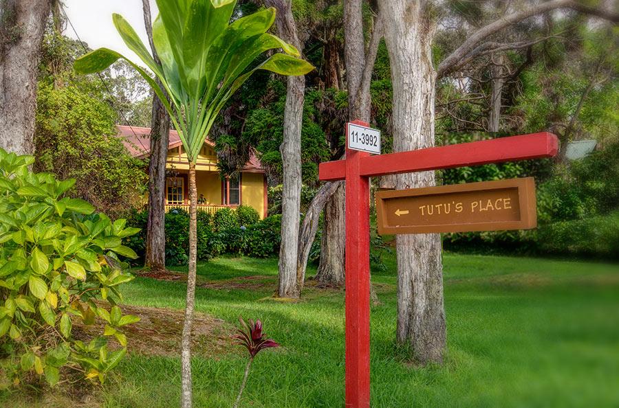 Tutu's Place exterior